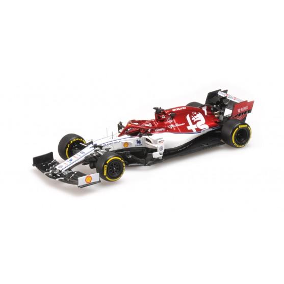 Alfa Romeo Racing F1 Team C38 2019 Kimi Raikkonen 1:43