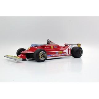 Ferrari 312 T4 Italy Gp 1979 Jody Scheckter 1:18