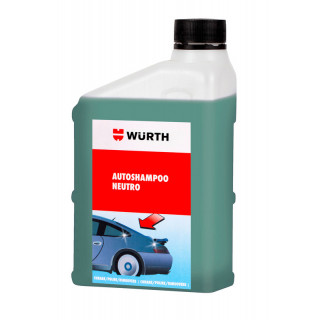 Auto Shampoo Neutro Wurth 1lt