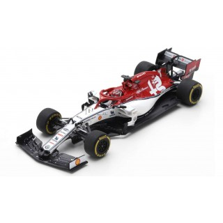 Alfa Romeo Racing F1 Team C38 Australian Gp 2019 Kimi Raikkonen 1:43
