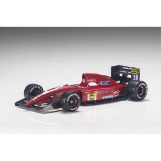Ferrari F92A 1992 Ivan Capelli 1:18