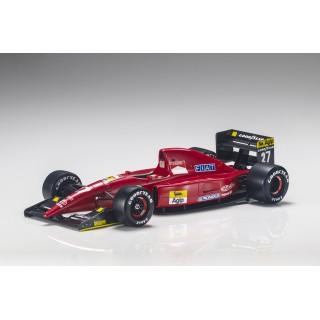 Ferrari F92A 1992 Jean Alesi 1:18