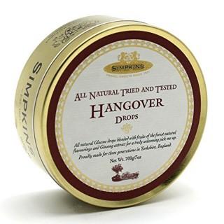 Simpkins Hangover Drops Caramelle del dopo sbornia in lattina 200gr