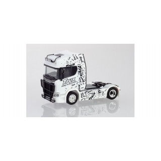 "Scania CR 20 HD Zugmaschine mit Trux Rammschutz Trux"" 1:87"