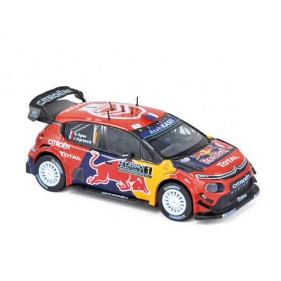 Citroën C3 WRC 2017 - Official Presentation Version 1:18