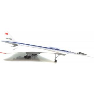 Aeroflot Tupolev TU-144S CCCP-77109 1:500
