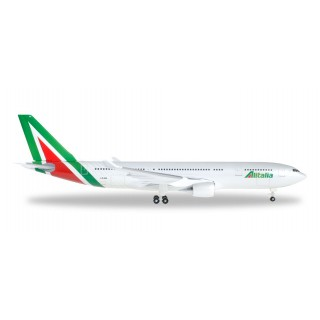 Alitalia Airbus A330-200 I-EJGA livrea 2015 1: 500