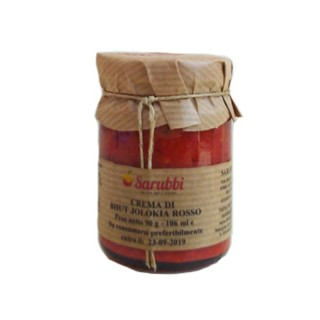 Crema di Bhut Jolokia Rosso 90gr
