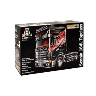"Scania R730 V8 Topline ""Imperial"" Acconcia Kit 1:24"