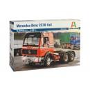Mercedes-Benz 2238 Truck 6x4 Kit 1:24