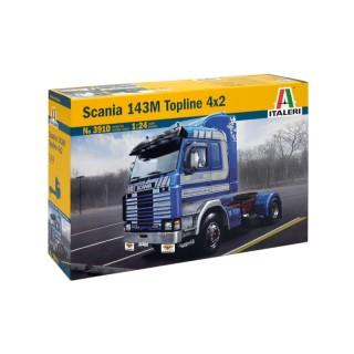 Scania 143M Topline 4x2 Kit 1:24