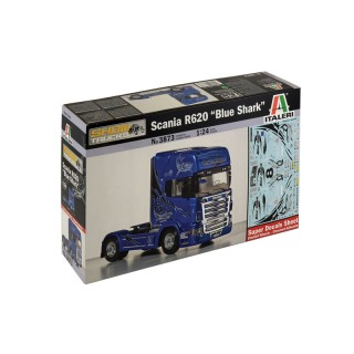 "Scania R620 ""Blue Shark"" Kit 1:24"