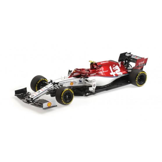 Alfa Romeo Racing F1 Team C38 Australian Gp 2019 Kimi Raikkonen 1:18