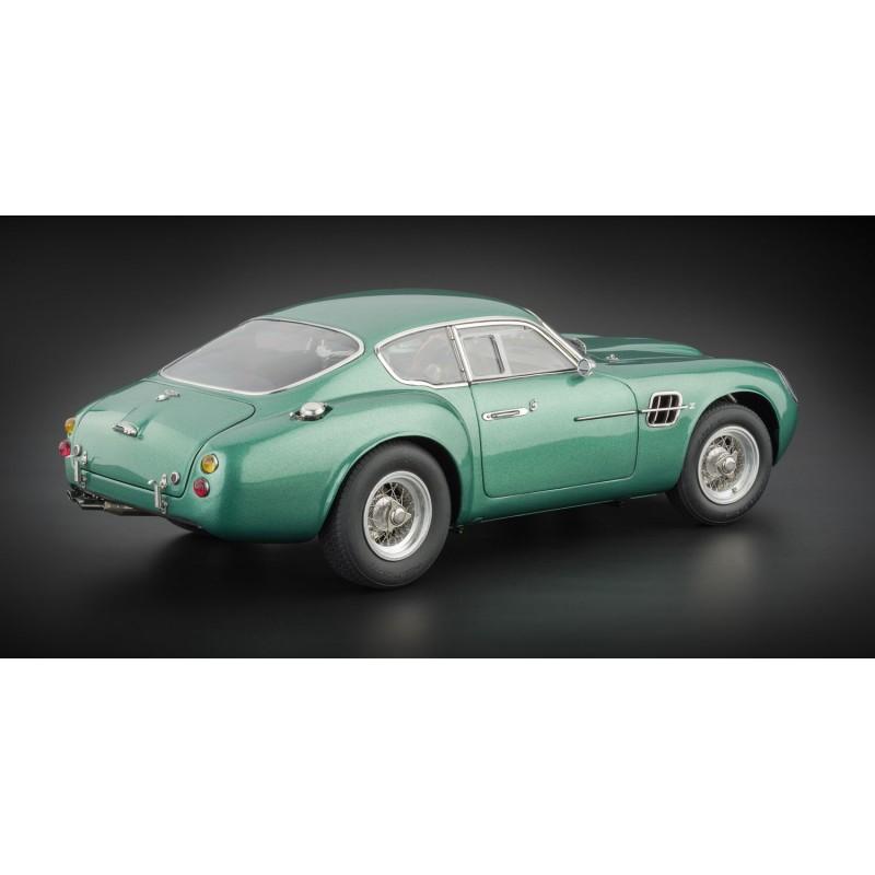 Aston Martin DB4 GT Zagato 1961 Racing Green 1:18