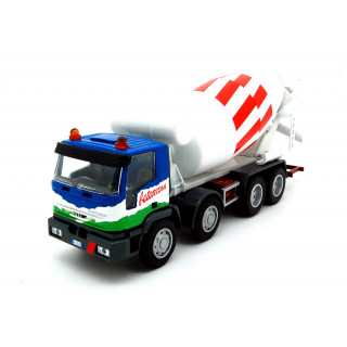 "Iveco Eurotrakker Betoniera Betonrossi ""Red stripes"" 1:43"