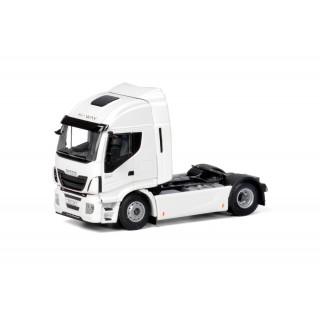 Iveco Stralis 500 ES Hi-Way 4x2 Trattore stradale Bianco 1:50