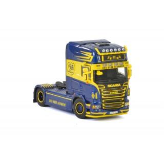 "Scania R6 Topline ""Jimmy Rosenqvist Transport AB"" Trattore stradale 1:50"