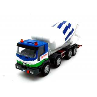 "Iveco Eurotrakker Betoniera Betonrossi ""Blue stripes"" 1:43"