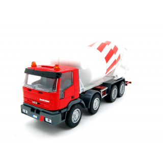 "Iveco Eurotrakker Betoniera ""Red stripes"" 1:43"