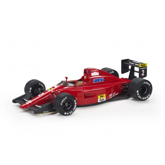 Ferrari 641/2 F1 1990 Alain Prost 1:18