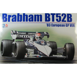 Brabham BMW BT52-B Winner Italy Gp Nelson Piquet 1983 Kit 1:20