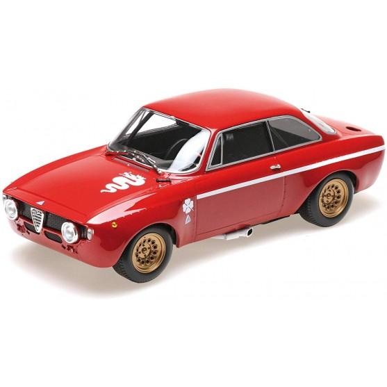 Alfa Romeo GTA 1300 Junior 1971 Red 1:18