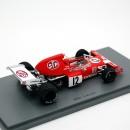 March 721X F1 1972 Belgium GP - Niki Lauda 1:43