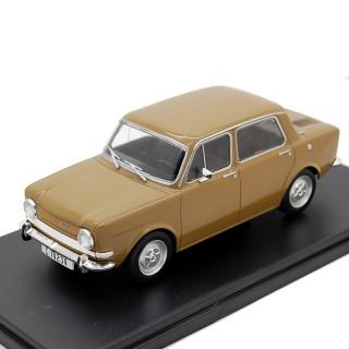 Simca 1000 LS 1974 Amarante Red 1:18