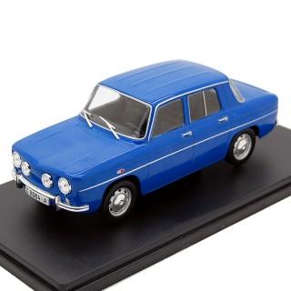 Renault 8 TS 1968 blue 1:24