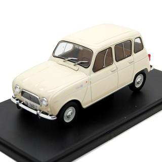 Renault 4 4L 1964 Cream 1:24