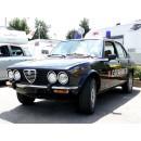 """Alfa Romeo Alfetta 1972 """"Carabinieri"""" 1:43"""