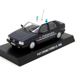 "Fiat Croma Turbo 1990 ""Carabinieri"" 1:43"