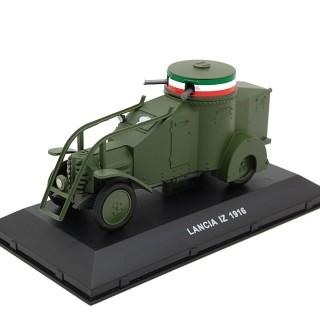 "Lancia 1 ZM Automitragliatrice Ansaldo 1916  ""Carabinieri"" 1:43"