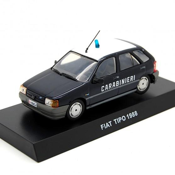"""Fiat Tipo 1.1 1988  """"Carabinieri"""" 1:43"""