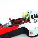 McLaren Honda MP4/5 F1 1989 Ayrton Senna 1:18