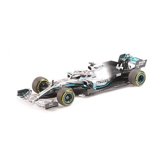 Mercedes AMG F1 W10 EQ Power+ F1 2019 Lewis Hamilton 1:18