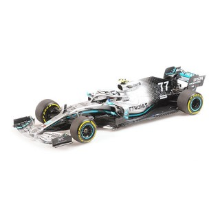 Mercedes AMG F1 W10 EQ Power+ F1 2019 Valtteri Bottas 1:18
