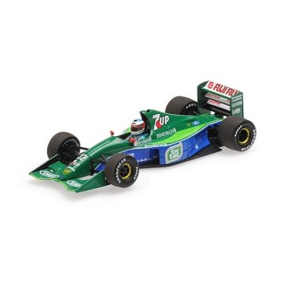 Jordan-Ford 191 7UP Gp Belgio 1991 Michael Schumacher 1:18