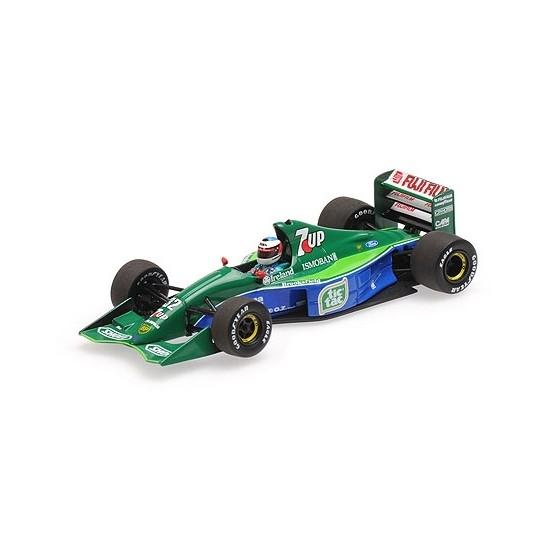 Jordan-Ford 191 7UP Gp Belgio 1991 Michael Schumacher 1:18