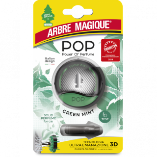 Arbre Magique POP Power Of Perfume Green Mint 9,5g
