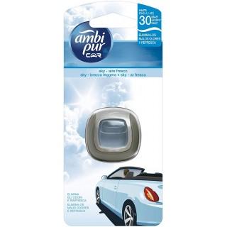 Ambi Pur Car Vaniglia Deodorante Auto Clip