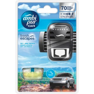Ambi Pur Car Kit Sky Brezza Leggera