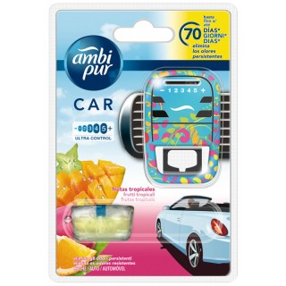 Ambi Pur Car Kit Frutti Tropicali