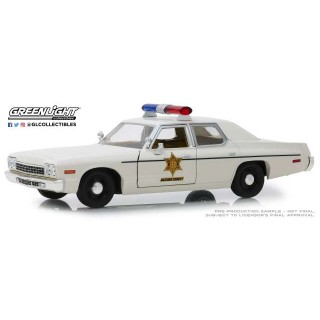 "Dodge Monaco 1975 ""Hazzard"" County Sheriff 1:43"