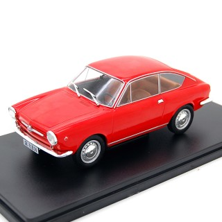 Seat 850 Sport Coupè 1967 Red 1:24