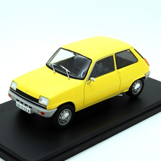 Renault 5 1972 Yellow 1:24