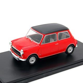 Mini Cooper 1360 1973 Red 1:24
