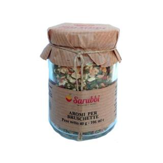 Aromi per Bruschette - vasetto 40gr