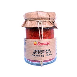 Peperoncino Macinato Fino - vasetto 45 gr