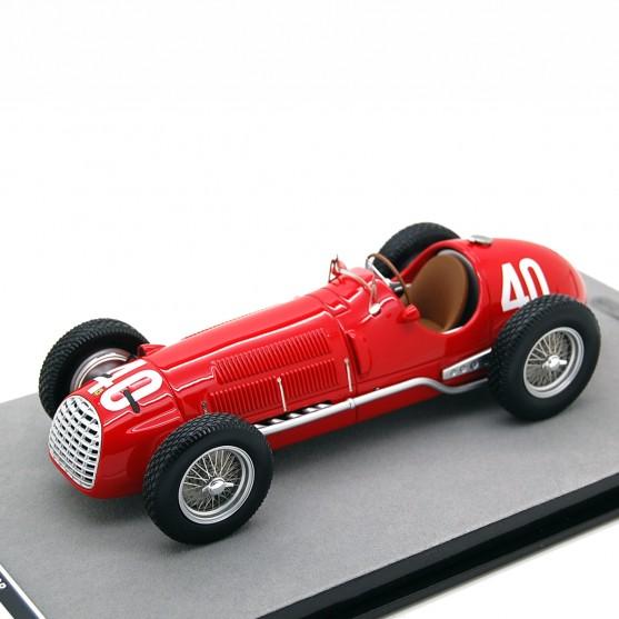 Ferrari 125 F1 1950 Gran premio di Monaco Alberto Ascari 1:18
